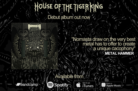 House of the Tiger King available now